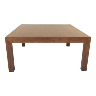 Edward Wormley for Dunbar Parsons Style Coffee Table