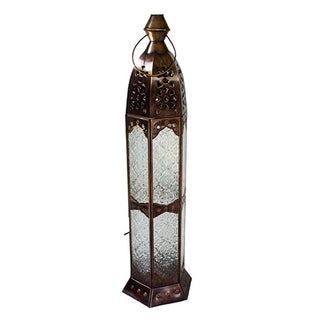 Moroccan Daze Candleholder Lantern
