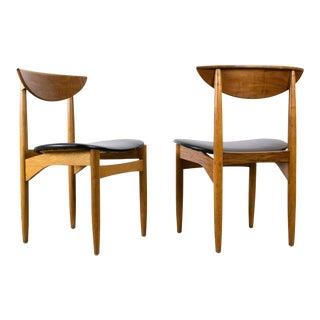Peter Hvidt & Orla Mølgaard-Nielsen Teak Chairs - A Pair