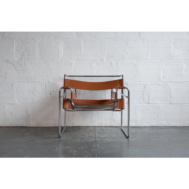 Wassily Marcel Breuer for Knoll Chairs - a Pair - Image 5 of 11