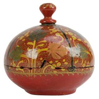 Autumn Kashmiri Painted Box