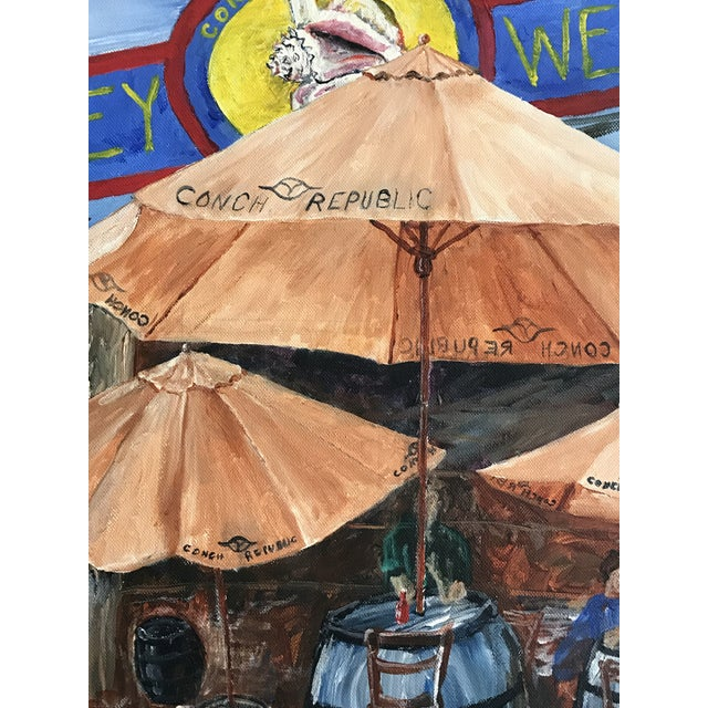 Key West Frame of Mind Painting - Image 3 of 5