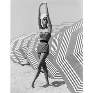 Swim Fashion Model Photo by John Engstead