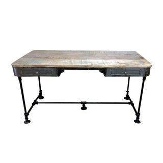 Industrial Bettendorf Writing Desk