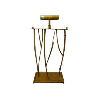 Modern Gold Twig Task Lamp