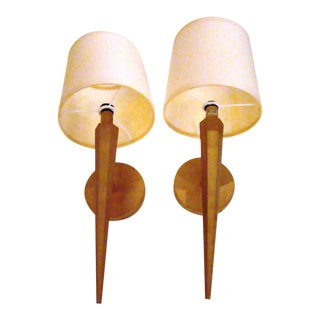 Capucine Sconces - A Pair