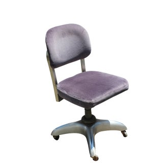 Vintage Office Chair on Castors