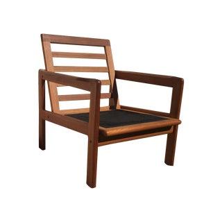 Mid Century Teak Lounge Chair