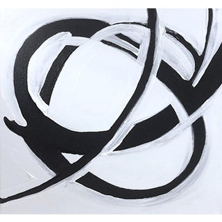 Linnea Heide 'Infinite' Original Abstract Painting