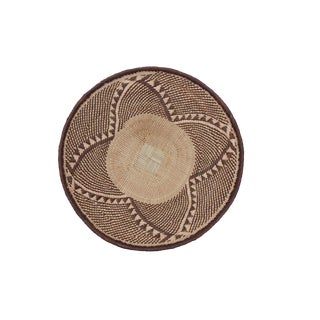 'Mutare' Woven Tonga Basket