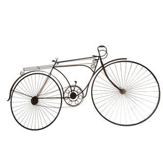 Curtis Jeré Mid-Century Bicycle Sculpture