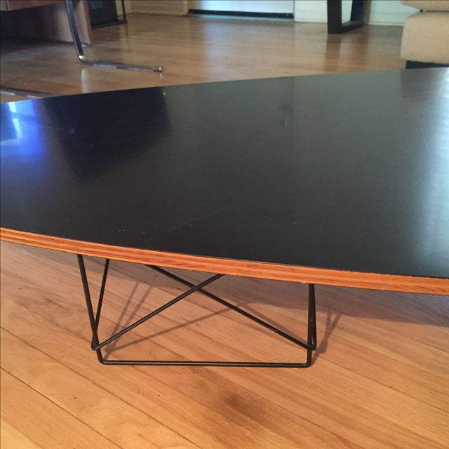 Vintage Eames Surfboard Coffee Table Chairish