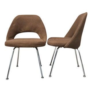 Eero Saarinen for Knoll Side Chairs - Pair