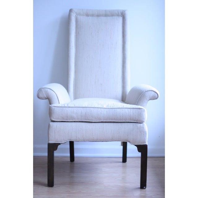 Italian Wingback Chair - Image 2 of 5
