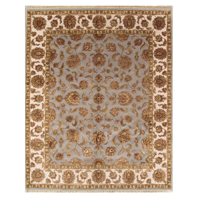 """Image of Pasargad Agra Collection Rug - 8' X 9'10"""""""