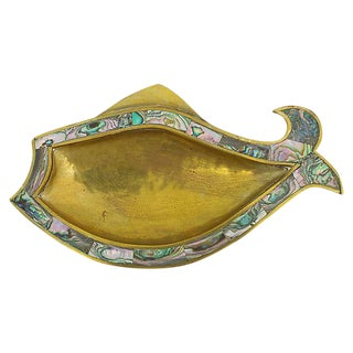 Inlaid Abalone Catchall