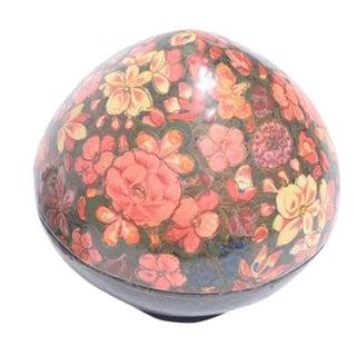 Floral Kashmiri Hand Painted Box