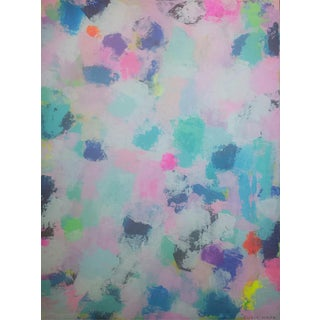 "Susie Kate ""Colorscape"" Original Abstract Painting"