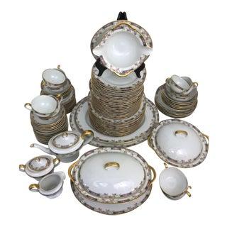 Bavaria Tirschenreuthe Porcelain Set - Set of 105