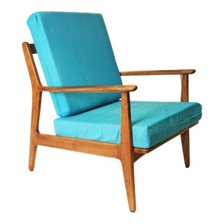 Vintage Baumritter Mid-Century Modern Lounge Chair