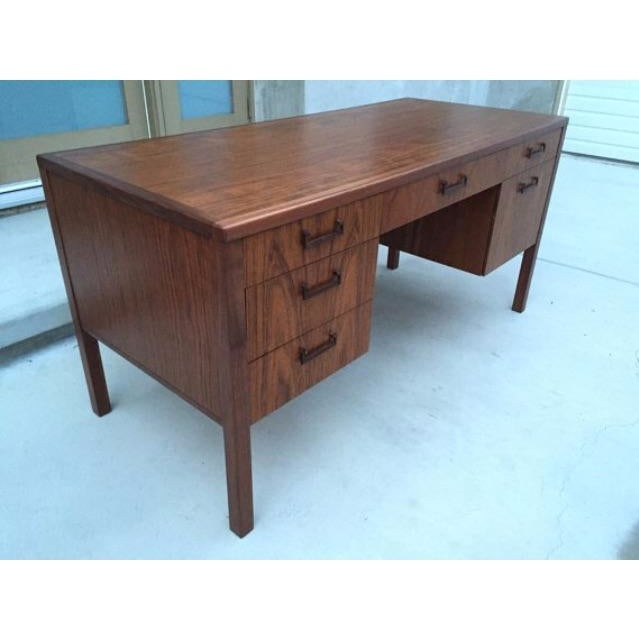 MidCentury Mod Jack Cartwright For Founders Desk Chairish - Cartwright furniture