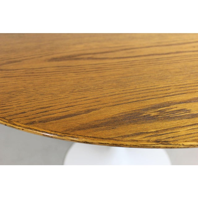 Eero Saarinen for Knoll Dining Table & Chairs -S/5 - Image 5 of 11