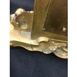 Image of Brass Equestrian Desk Caddy