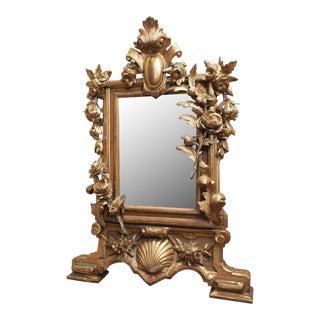 Petite Parcel Gilt Mirror