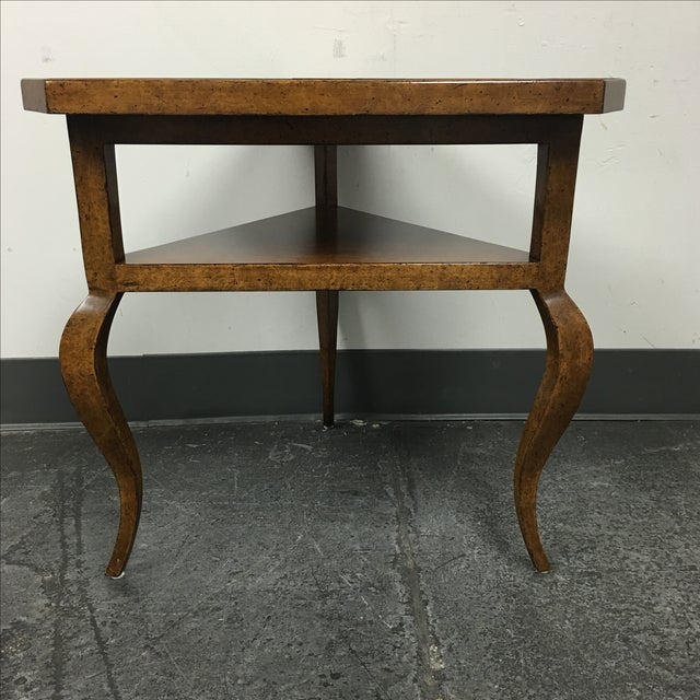 Minton-Spidell French Corner Side Table - Image 8 of 9