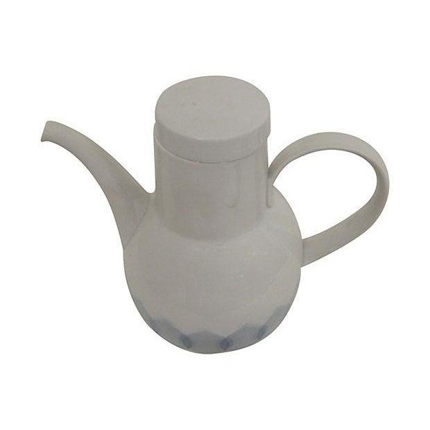 Mid-century Rosenthal Coffeepot - Image 2 of 3