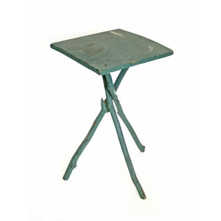 Vintage 3 Legged Branch Table