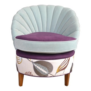 Sorbet Clam Chair