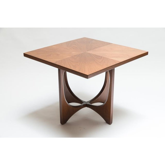 Broyhill Brasilia Mid-Century Side Table - Image 5 of 6