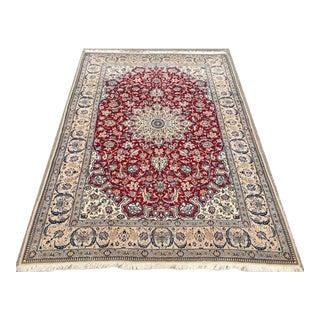 Handmade Royal Persian Rug - 7″ × 10″