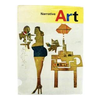 """""""Narrative Art"""" 1970 Book"""