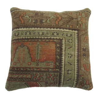 Turkish Rug Pillow