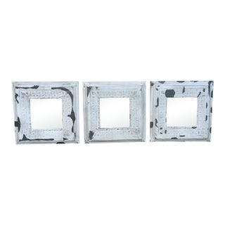 Pottery Barn Noelle Mirrors - Set of 3