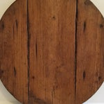 Image of French Wooden Serving Board