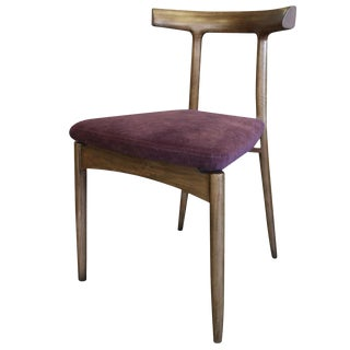Maria Yee Mid-Century Modern Arial Horn Chair 4 Available