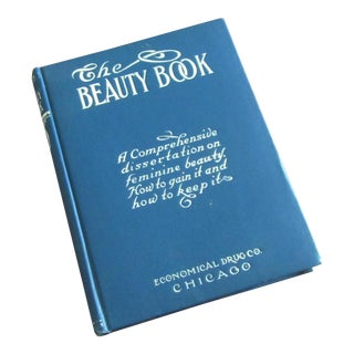 Vintage 1920s Beauty Book by the Economical Drug Company Chicago