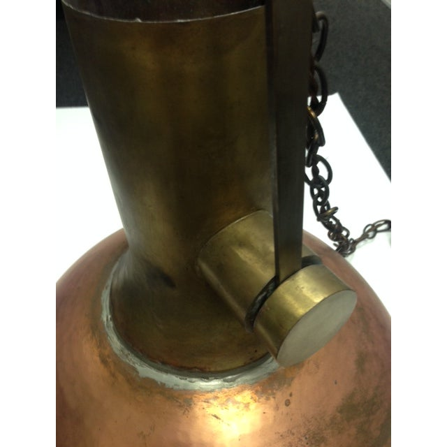 Image of Chadwick Industrial Copper Pendant
