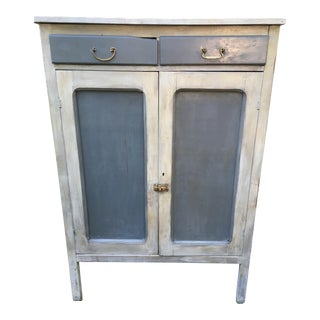 Shabby Chic Pie Safe