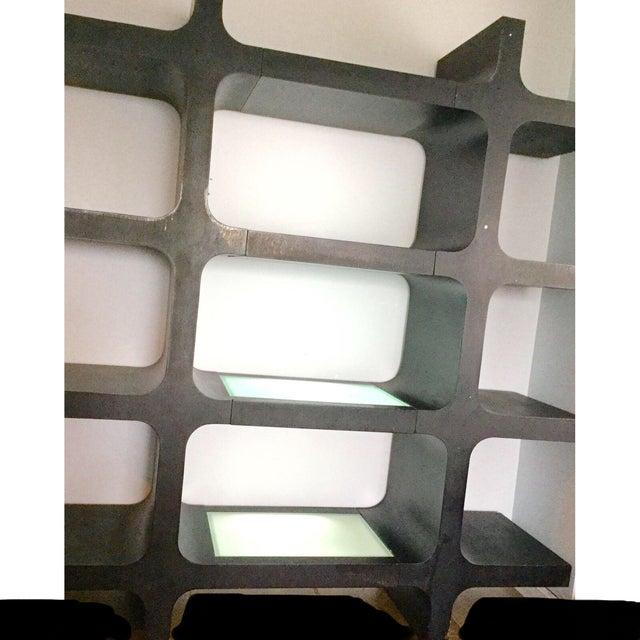 Design Within Reach Room Divider Shelf - Image 3 of 3
