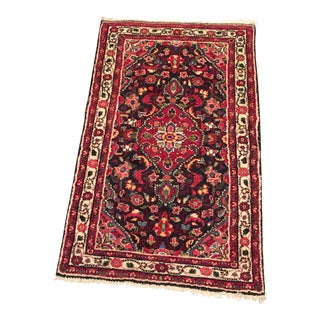 Hand Woven Red Rug
