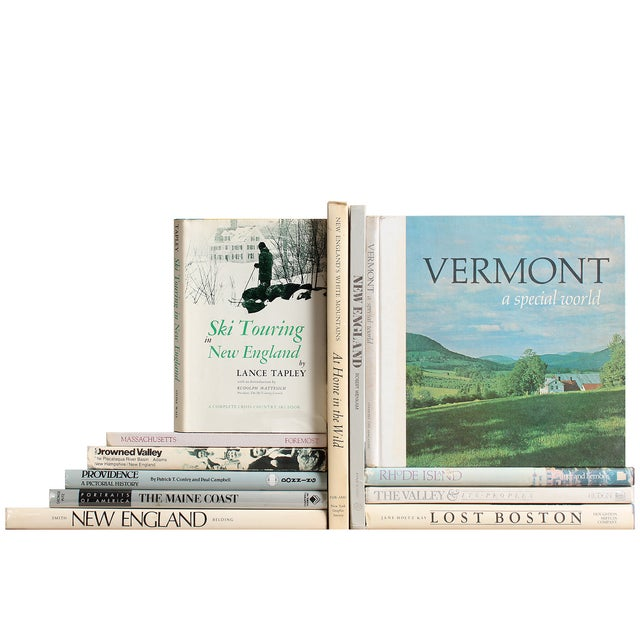 Image of Scenic Tour of New England Books - S/12