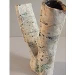 Image of Mid-Century Modern Abstract Birch Tree Vase