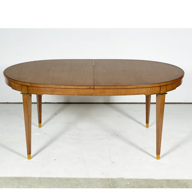 John Widdicomb Banquet Dining Room Table - Image 10 of 11