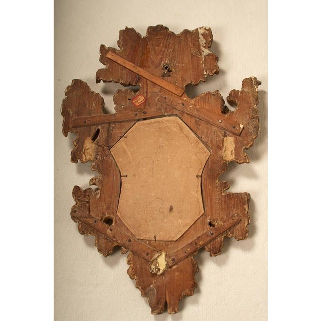 18th Century Rococo Giltwood Mirrors - A Pair - Image 6 of 9