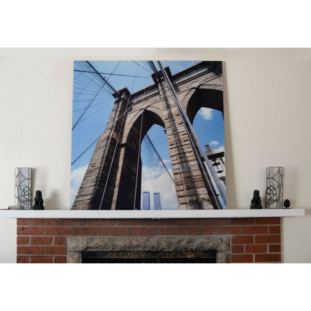 Karen A. Dombrowski-Sobel Brooklyn Bridge Photograph - Image 2 of 4