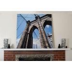 Image of Karen A. Dombrowski-Sobel Brooklyn Bridge Photograph